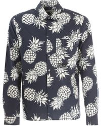 Valentino - Shirt For Men On Sale In Outlet - Lyst