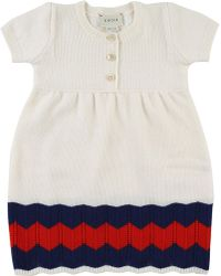4d8b0f02a7ad Gucci - Baby Dress For Girls On Sale - Lyst