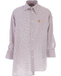 Vivienne Westwood - Shirt For Men On Sale - Lyst
