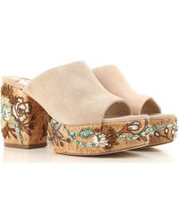 Paloma Barceló - Wedges For Women On Sale - Lyst