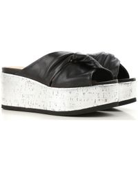 Janet & Janet - Wedges For Women On Sale In Outlet - Lyst