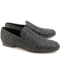 Jimmy Choo - Slip On Sneakers For Men On Sale In Outlet - Lyst