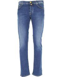 Jacob Cohen Denim Jeans - Blu