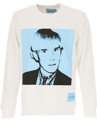 Calvin Klein - Sweatshirt For Men - Lyst