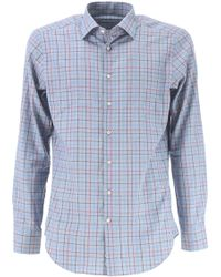 Etro - Shirt For Men On Sale - Lyst