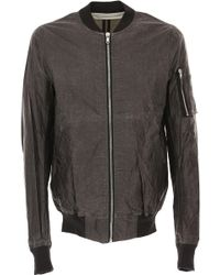 DRKSHDW by Rick Owens - Jacket For Men On Sale In Outlet - Lyst