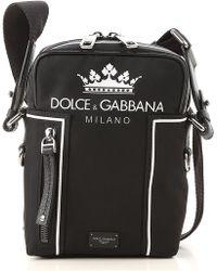 Dolce & Gabbana - Bolsos y Maletines Baratos en Rebajas - Lyst