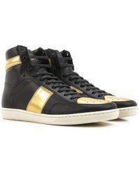 Saint Laurent - Sneaker für Herren - Lyst