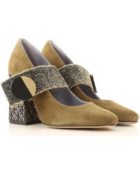 Paola D'arcano - Pumps & High Heels For Women On Sale - Lyst