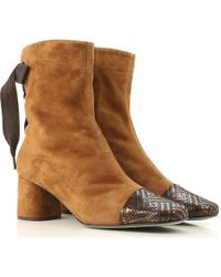 Paola D'arcano - Boots For Women - Lyst