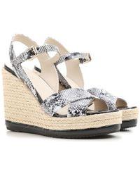 022173483fb801 Chaussures Hogan femme à partir de 120 € - Lyst