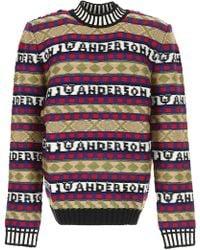 JW Anderson - Sweater For Women Jumper - Lyst
