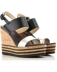 Hogan - Wedges For Women On Sale - Lyst