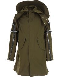 Versace - Cappotto Uomo In Outlet - Lyst