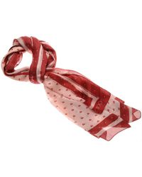 Jimmy Choo - Scarf For Women On Sale In Outlet - Lyst