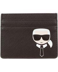 Karl Lagerfeld - Wallets & Accessories For Men - Lyst