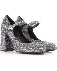 2818fc62080 Karl Lagerfeld - Zapatos de Tacón de Salón Baratos en Rebajas - Lyst