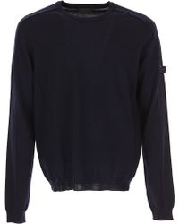 5f01285267ec Men's Prada Sweaters and knitwear - Lyst