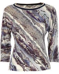 Angelo Marani - T-shirt For Women On Sale - Lyst