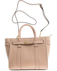 a9c76ad009 Lyst - Mulberry Tote Bag On Sale in Black