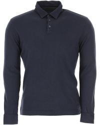 Zanone - Polo Shirt For Men On Sale - Lyst