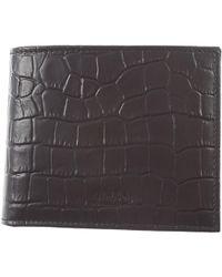 Emporio Armani - Wallet for Men In Saldo - Lyst