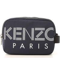 KENZO - Toiletry Bag For Men - Lyst