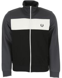 Fred Perry - Sweatshirt For Men On Sale - Lyst
