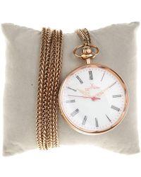 Toy Watch - Womens Jewellery - Lyst