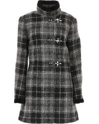Michael Kors - Women\'s Coat On Sale - Lyst