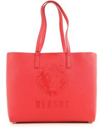Versace - Tote Bag On Sale In Outlet - Lyst