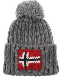 a9785b6f495 Caterpillar. Johnston City Bobble Hat Hats. £14. tReds · Napapijri - Womens  Accessories - Lyst