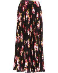MSGM - Skirt For Women On Sale - Lyst