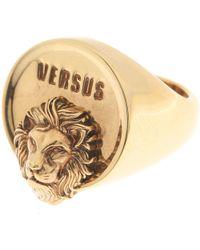 Versace - Anillo para Hombre - Lyst