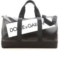 Dolce   Gabbana - Sac de Voyage Homme - Sac de Sport Pas cher en Soldes 3946912439b