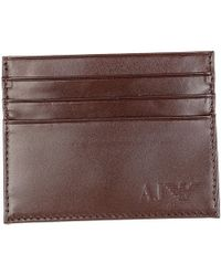 Armani Jeans - Wallets & Accessories For Men - Lyst