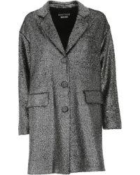 Moschino - Women\'s Coat - Lyst