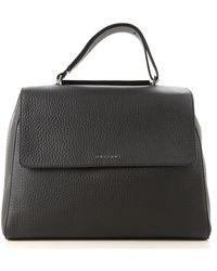 Orciani Top Handle Handbag On Sale
