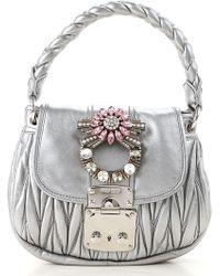 3f73eb89880e Madras Crystal Embellished Leather Shoulder Bag.  2