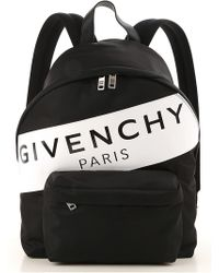 Givenchy Paris Leather Backpack