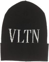 Valentino - Beanie Hat - Lyst