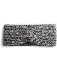 Rag & Bone - Francesca Cashmere Headband - Lyst