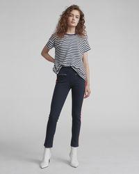 Rag & Bone - Annie Stripe Pant - Lyst