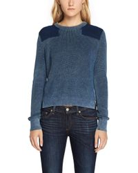 Rag & Bone - Taylor Washed Pullover - Lyst