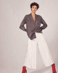 Rag & Bone - Hahn Pyjama Shirt - Lyst