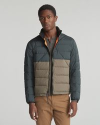 Rag & Bone - Wes Packable Down Jacket - Lyst