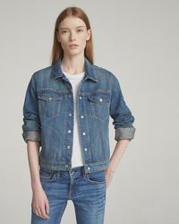 Rag & Bone - Nico Jacket - Lyst