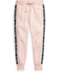 Ralph Lauren - Pink Pony Jogger Pant - Lyst