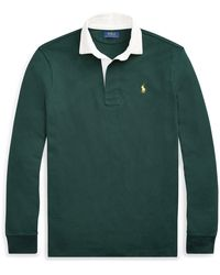 Pink Pony The Iconic Rugby Shirt - Green