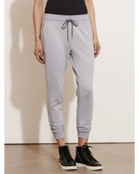 Pink Pony - Mesh-panel French Terry Jogger - Lyst